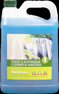 NAMEBIO GREEN TOILET & BATHROOM CLEANER - 5L